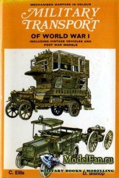 Blandford Press - Military Transport of World War I