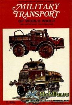 Blandford Press - Military Transport of World War II