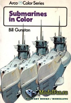 Blandford Press - Submarines in Color (Bill Gunston)