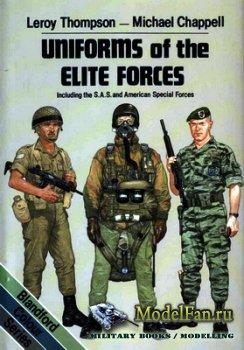 Blandford Press - Uniforms of the Elite Forces