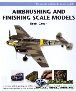 Osprey - MasterClass - Airbrushing Finishing Scale Models