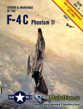 Airlife - Colors & Markings (Vol.3) - Colors & Markings of the F-4C Phantom ...