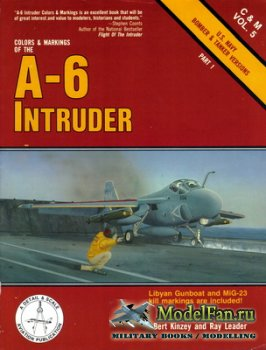 Airlife - Colors & Markings (Vol.5) - Colors & Markings of the A-6 Intruder ...