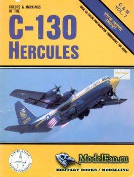 Airlife - Colors & Markings (Vol.7) - Colors & Markings of the C-130 Hercul ...