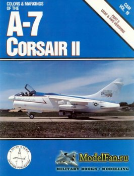 Airlife - Colors & Markings (Vol.19) - Colors & Markings of the A-7 Corsair ...
