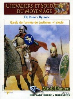 Osprey - Delprado - Chevaliers Et Soldats Du Moyen Age 14 - De Rome A Byzan ...