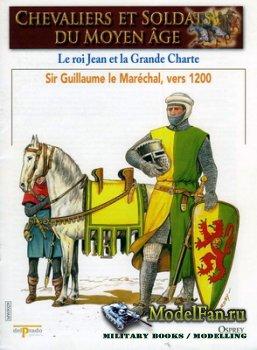 Osprey - Delprado - Chevaliers Et Soldats Du Moyen Age 29 - Le roi Jean et  ...