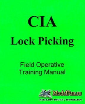 CIA Lock Pick (Central Intelligence Agency)