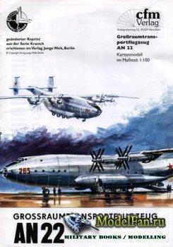 CFM Verlag - An-22
