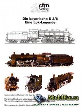 CFM Verlag - Bavarian Locomotive S 3/6