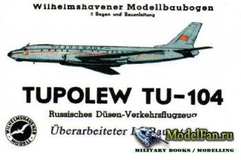CFM Verlag - Tu-104