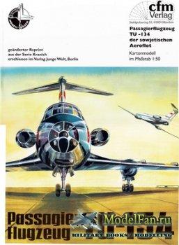 CFM Verlag - Tu-134