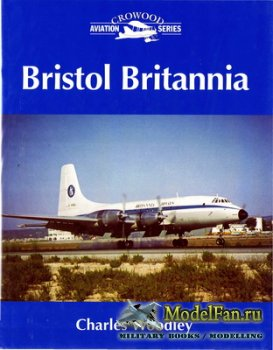 Crowood Press (Aviation Series) - Bristol Britannia