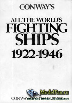 Conway's All the World's Fighing Ships 1922-1946