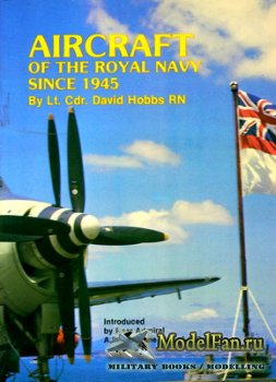 Maritime Books - Aircraft of the Royal Navy Since 1945