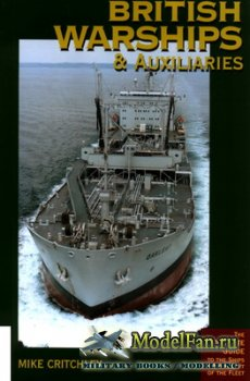 Maritime Books - British Warships & Auxiliaries