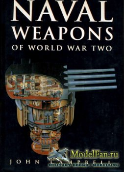 Maritime Books - Naval Weapons of World War Two