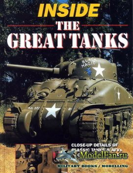 Crowood Press - Inside The Great Tanks