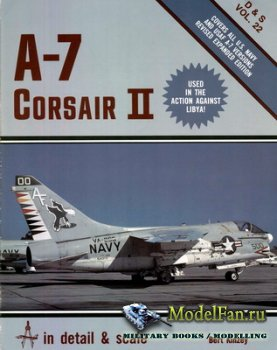 In Detail & Scale Vol.22 - A-7 Corsair II