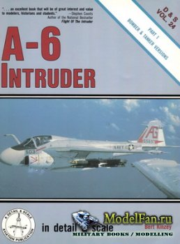 In Detail & Scale Vol.24 - A-6 Intruder (Part 1)