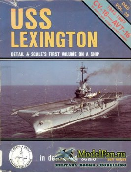 In Detail & Scale Vol.29 - USS Lexington 1943-1987