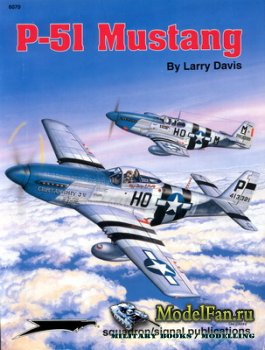 Squadron Signal (Specials Series) 6070 - P-51 Mustang