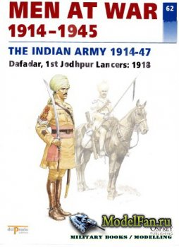 Osprey - Delprado - Men at War 62 - The Indian Army 1914-47