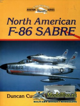 Crowood Press (Aviation Series) - North American F-86 Sabre