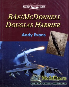 Crowood Press (Aviation Series) - BAe/McDonnell Douglas Harrier