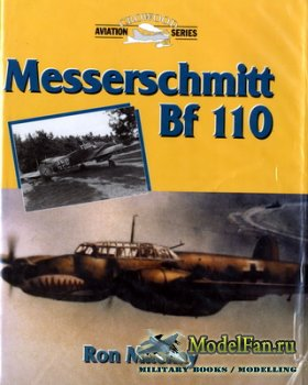 Crowood Press (Aviation Series) - Messerschmitt Bf-110