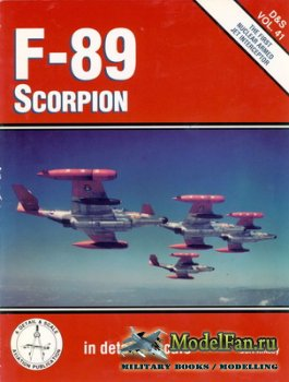 In Detail & Scale Vol.41 - F-89 Scorpion