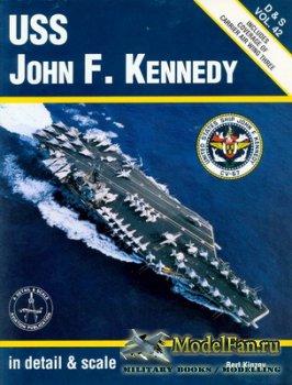 In Detail & Scale Vol.42 - USS John F. Kennedy