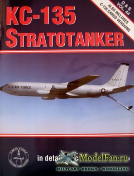 In Detail & Scale Vol.44 - KC-135 Stratotanker
