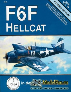 In Detail & Scale Vol.49 - F6F Hellcat