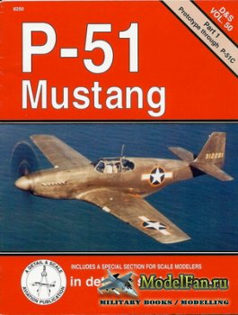 In Detail & Scale Vol.50 - P-51 Mustang (Part 1)