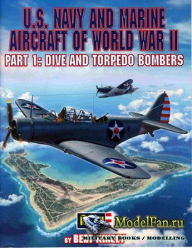 U.S. Navy and Marine Aircraft of World War II (Part 1): Dive and Torpedo Bombers