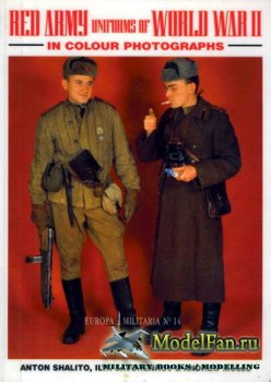Crowood Press (Europa Militaria №14) - Red Army Uniforms of World War II