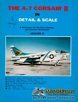 In Detail & Scale (Series II) - The A-7 Corsair II