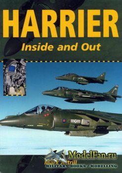 Crowood Press - Harrier Inside & Out