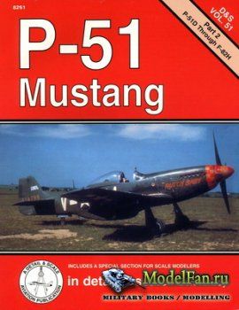 In Detail & Scale Vol.51 - P-51 Mustang (Part 2)
