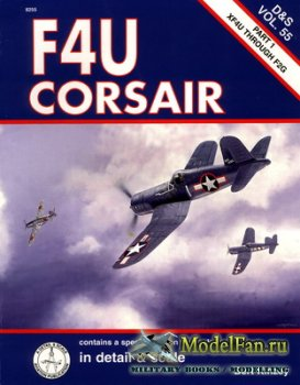 In Detail & Scale Vol.55 - F4U Corsair (Part 1)