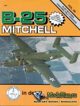 In Detail & Scale Vol.60 - B-25 Mitchell
