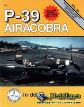 In Detail & Scale Vol.63 - P-39 Airacobra