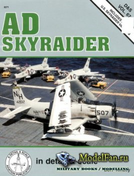 In Detail & Scale Vol.67 - AD Skyraider