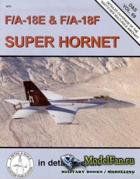 In Detail & Scale Vol.69 - F/A-18E & F/A-18F Super Hornet