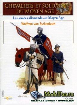Osprey - Delprado - Chevaliers Et Soldats Du Moyen Age 45 - Les Armees Alle ...