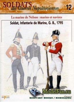 Osprey - Delprado - Soldats des Guerres Napoleoniennes 12 - La Marine de Ne ...