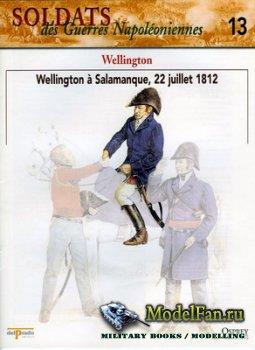 Osprey - Delprado - Soldats des Guerres Napoleoniennes 13 - Wellington