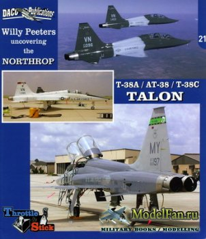 Daco Publication 21 - T-38A/AT-38/T-38C Talon