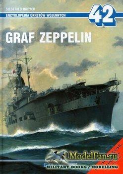 AJ-Press. Encyklopedia Okretow Wojennych 42 - Graf Zeppelin